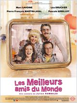 Les Meilleurs amis du monde FRENCH DVDRIP 2010