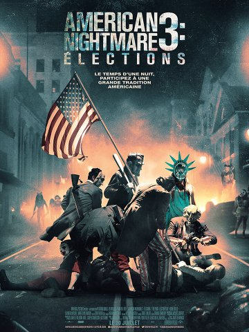 American Nightmare 3 : Elections FRENCH DVDRIP 2016