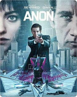 Anon FRENCH BluRay 720p 2018