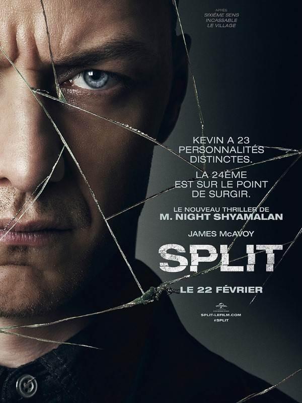 Split FRENCH BluRay 1080p 2017
