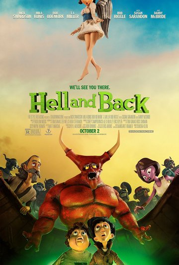 Hell & Back FRENCH WEBRIP 2016