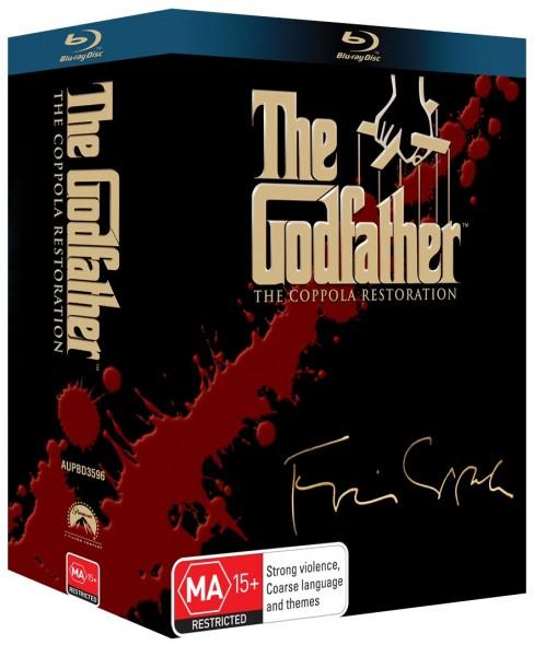 Le Parrain (The Godfather) - Trilogie FRENCH HDlight 1080p 1972-1990