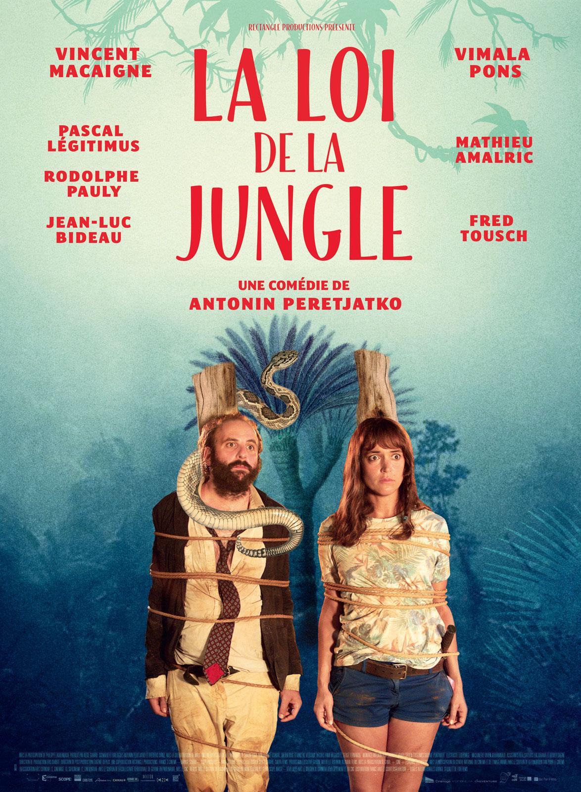 La Loi de la jungle FRENCH WEBRIP 2018