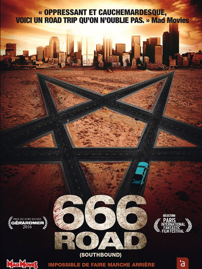 666 Road (Southbound) FRENCH DVDRIP 2017