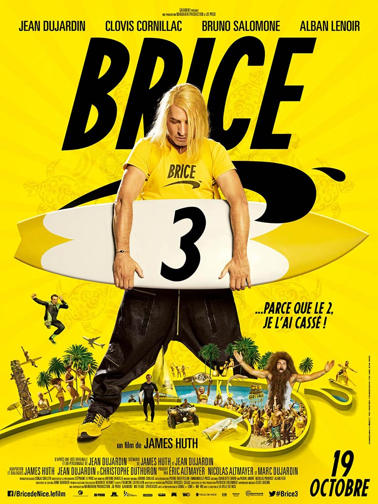 Brice 3 FRENCH DVDRIP x264 2017