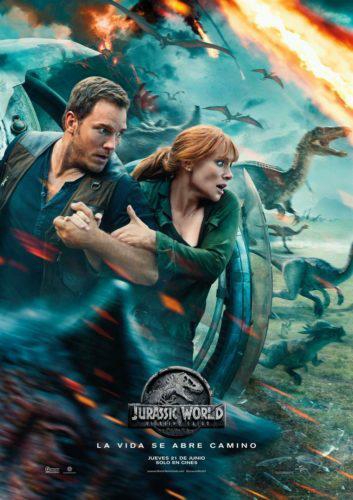 Jurassic World 2 : Fallen Kingdom FRENCH DVDRIP 2018