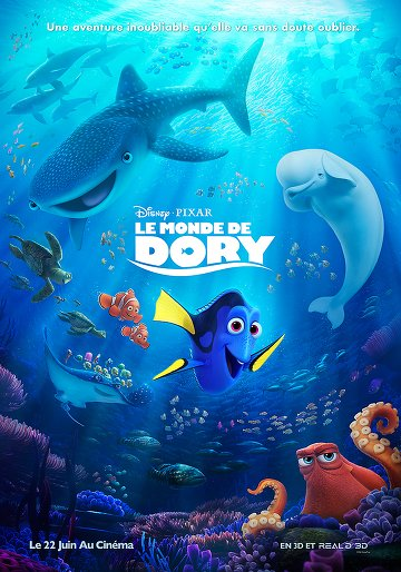 Le Monde de Dory FRENCH DVDRIP 2016