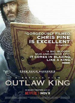 Outlaw King : Le roi hors-la-loi FRENCH WEBRIP 1080p 2018