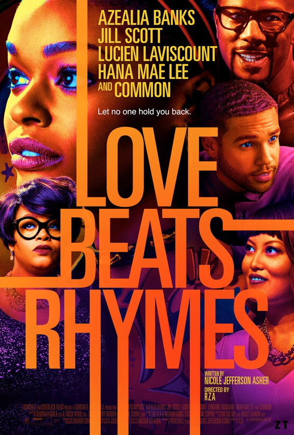 Love Beats Rhymes FRENCH WEBRIP 1080p 2018