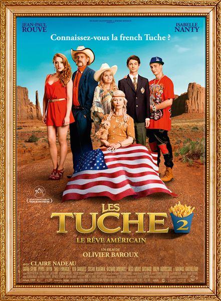 Les Tuche 2 - Le rêve américain FRENCH HDlight 1080p 2016
