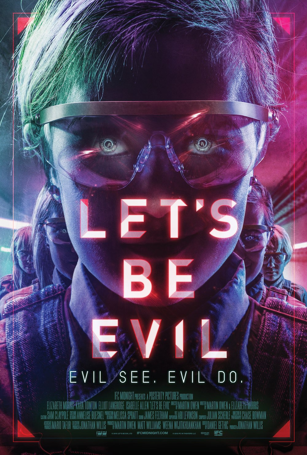 Let's Be Evil VOSTFR DVDRIP 2018