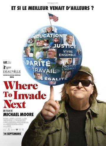Where To Invade Next VOSTFR DVDRIP 2016