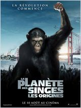 La Planète des singes : les origines FRENCH DVDRIP 2011