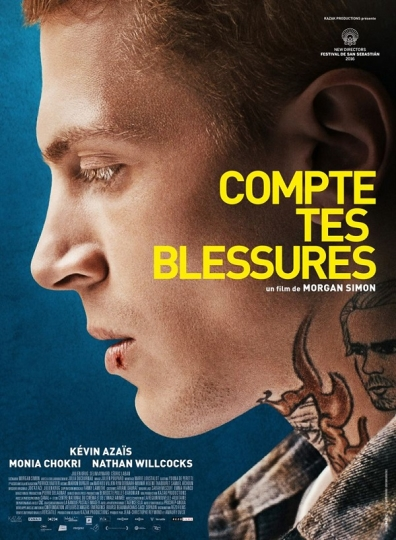 Compte tes blessures FRENCH WEBRIP 2017