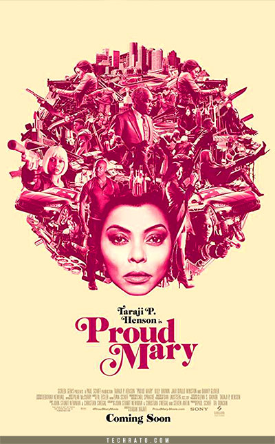 Proud Mary FRENCH BluRay 1080p 2018