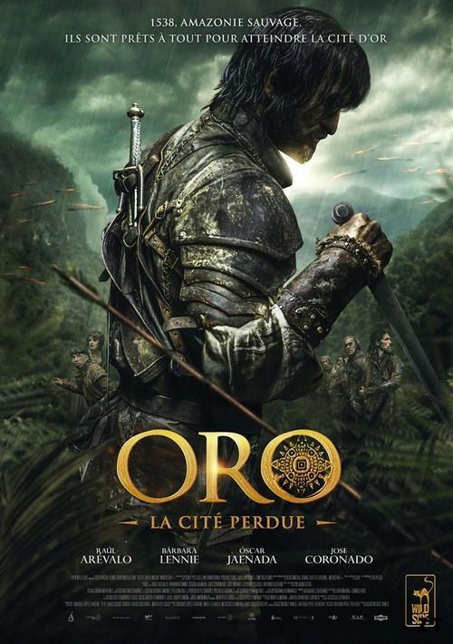 Oro La Cité perdue FRENCH BluRay 1080p 2018