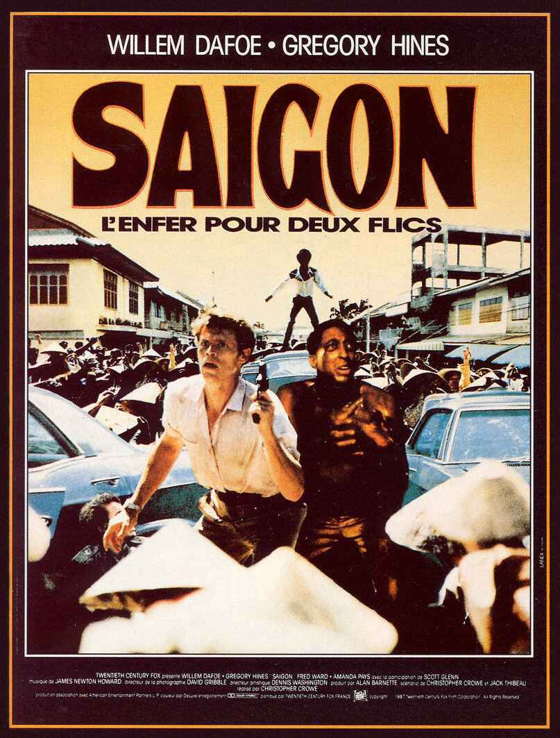 Saïgon, l'Enfer pour deux flics FRENCH DVDRIP 1988