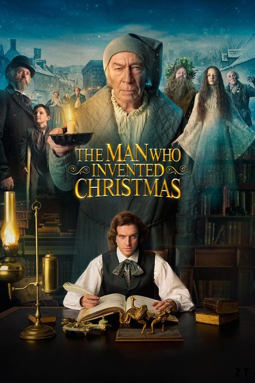 The Man Who Invented Christmas FRENCH BluRay 720p 2018