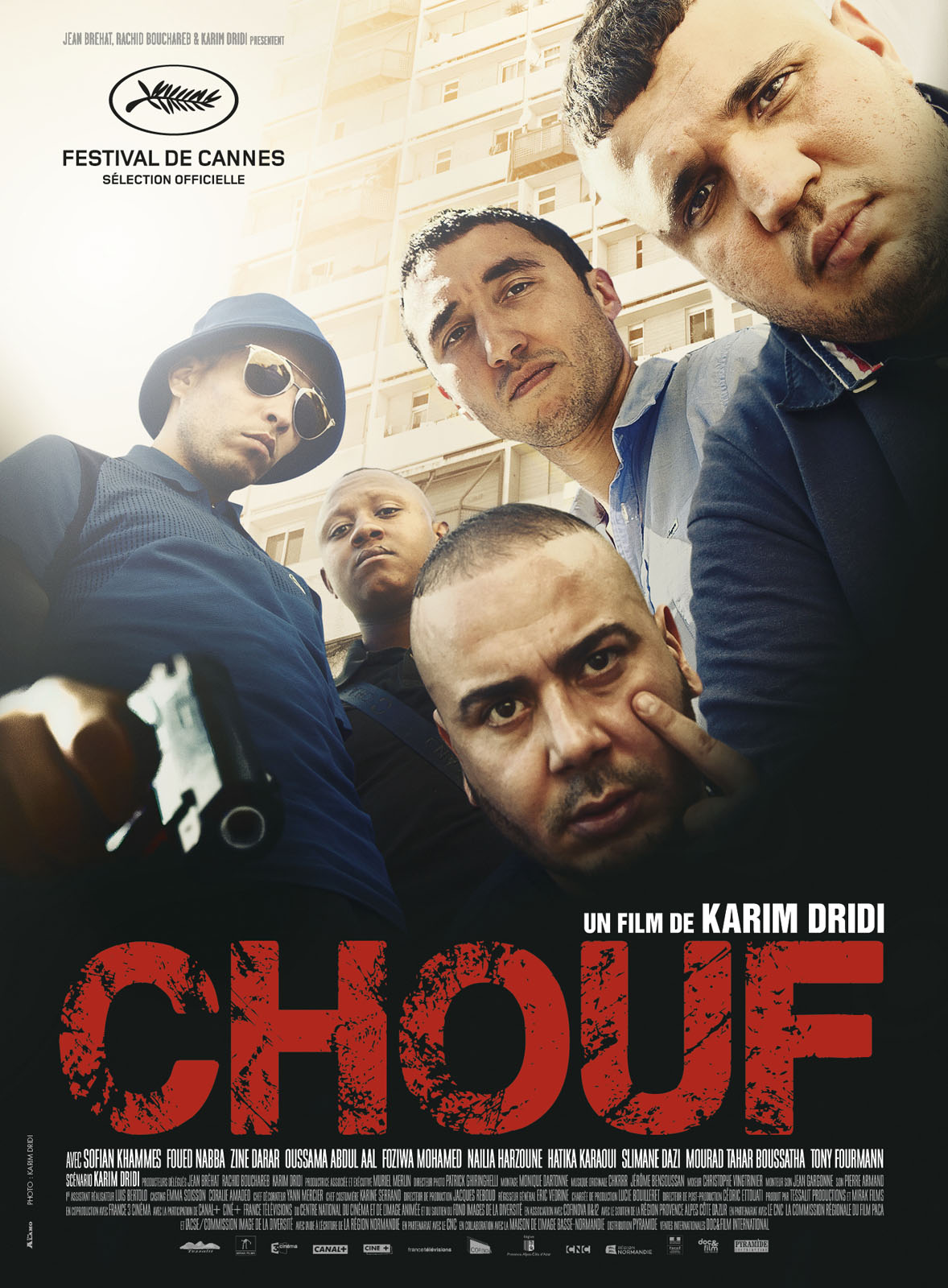 Chouf FRENCH DVDRIP 2017