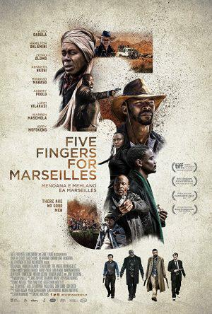 Five Fingers for Marseilles FRENCH WEBRIP 2018
