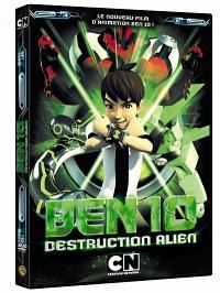 Ben 10 : Destruction Alien FRENCH DVDRIP 2012
