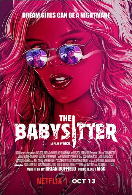 The Babysitter FRENCH WEBRIP 2017