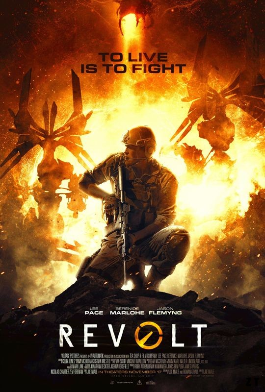 Revolt FRENCH BluRay 1080p 2017