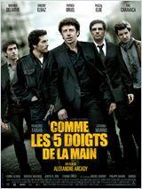 Comme les 5 doigts de la main FRENCH DVDRIP 2010