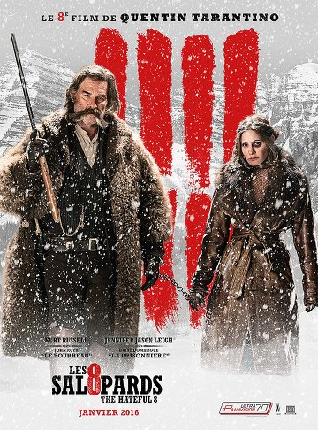 Les Huit salopards (The Hateful Eight) FRENCH BluRay 720p 2016