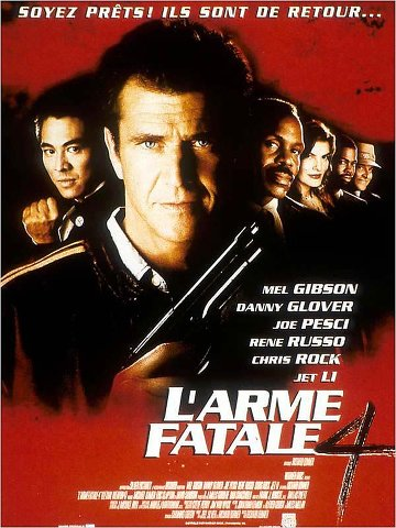 L'Arme fatale 4 FRENCH DVDRIP 1998