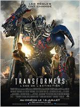 Transformers 4 : l'âge de l'extinction VOSTFR DVDRIP 2014