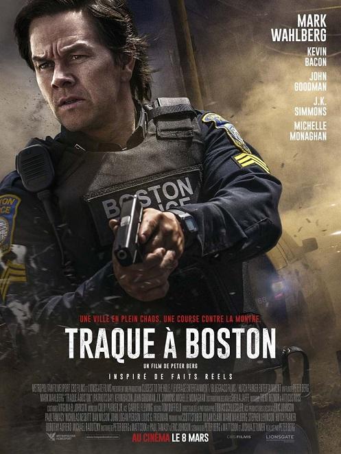 Traque à Boston (Patriots Day) FRENCH DVDRIP 2017