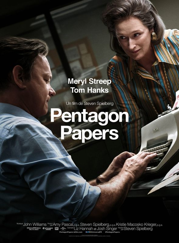 Pentagon Papers (The Post) FRENCH HDlight 720p 2018