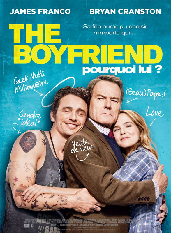 The Boyfriend - Pourquoi lui ? FRENCH BluRay 1080p 2017