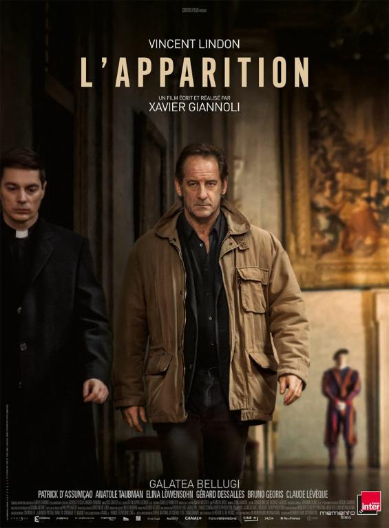 L'Apparition FRENCH WEBRIP 1080p 2018