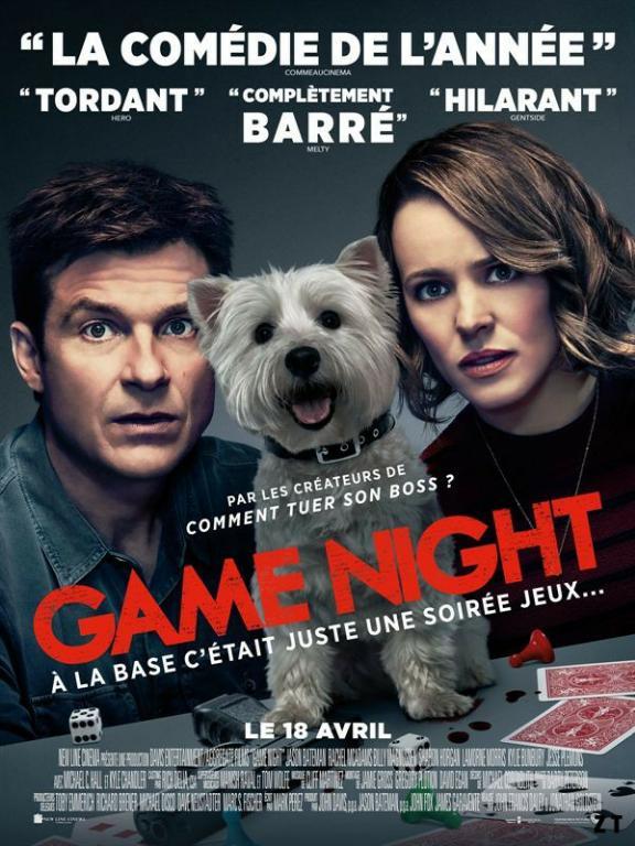 Game Night TRUEFRENCH DVDRIP 2018