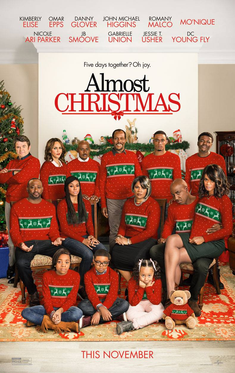 Almost Christmas FRENCH DVDRIP 2017