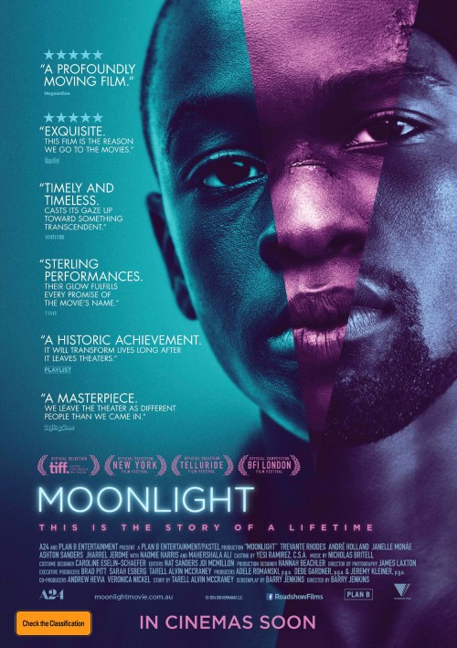 Moonlight VOSTFR BluRay 720p 2017