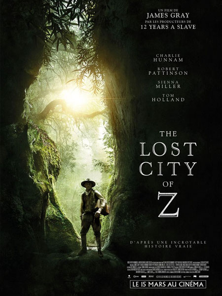 The Lost City of Z FRENCH DVDRIP 2017