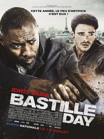 Bastille Day FRENCH DVDRIP x264 2016