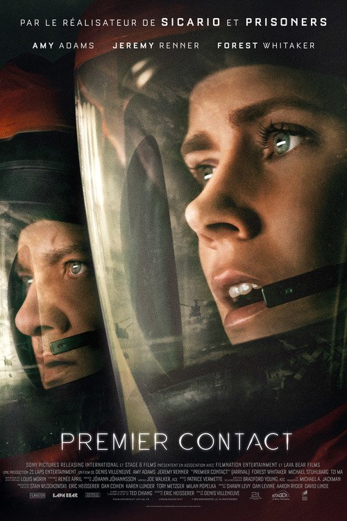 Premier Contact (Arrival) FRENCH BluRay 1080p 2017