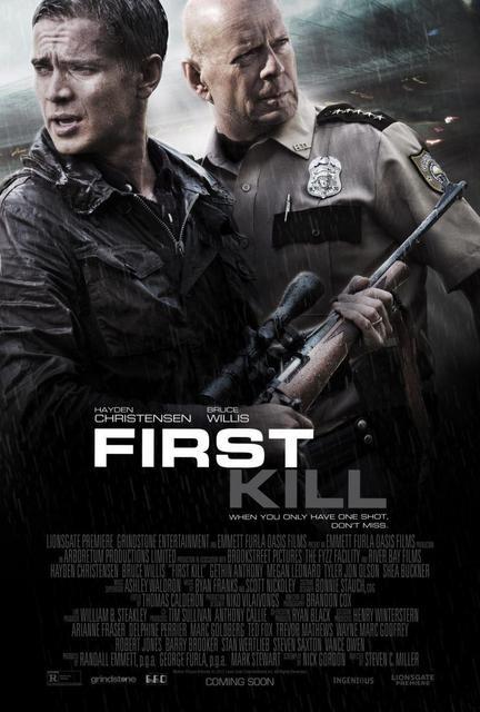 First Kill FRENCH DVDRIP x264 2017