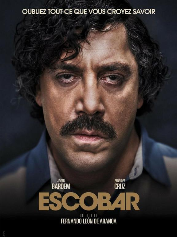 Escobar FRENCH DVDSCR 1080p 2018