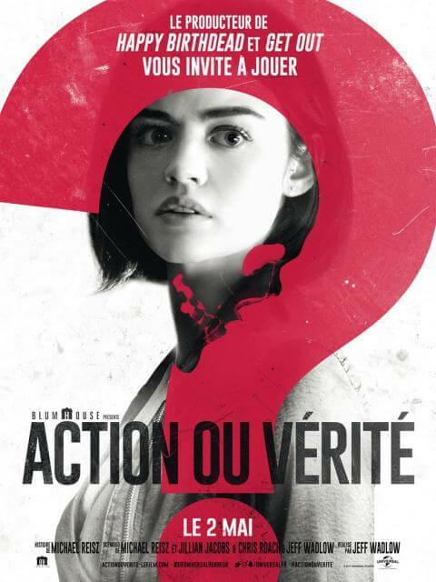 Action ou Vérité FRENCH BluRay 1080p 2018