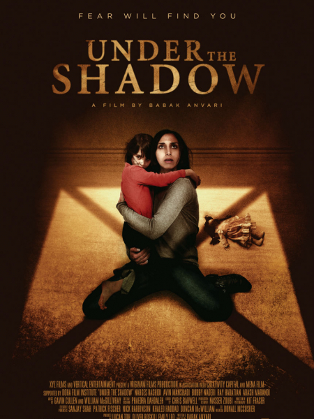Under The Shadow FRENCH WEBRIP x264 2017