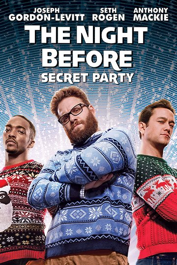 The Night Before VOSTFR DVDRIP 2016