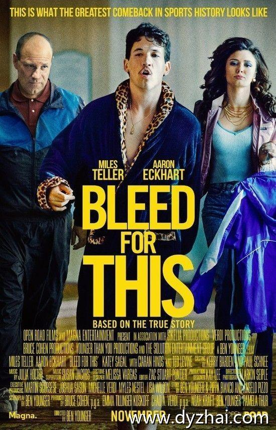 K.O. - Bleed For This FRENCH DVDRIP 2017