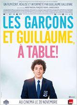 Les Garçons et Guillaume, à table ! FRENCH BluRay 720p 2013