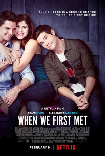 When We First Met FRENCH WEBRIP 2018