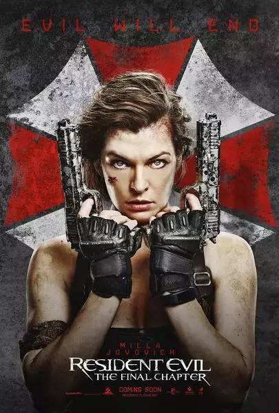 Resident Evil : Chapitre Final TRUEFRENCH DVDRIP 2017